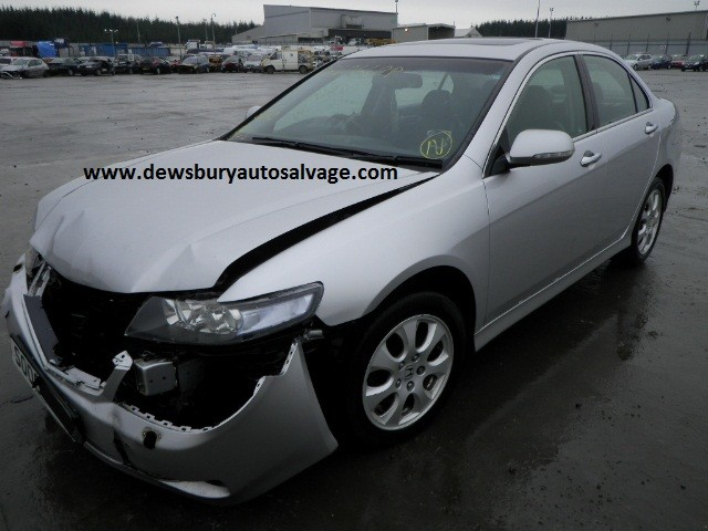 HONDA ACCORD 2200 CC 6 SPEED MANUAL DIESEL 4 DOOR SALOON 2006 BREAKING SPARES NOT SALVAGE