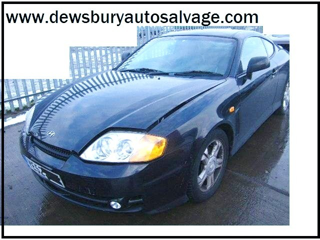 HYUNDAI COUPE SC 2000 CC 5 SPEED MANUAL PETROL 2002 BREAKING SPARES NOT SALVAGE