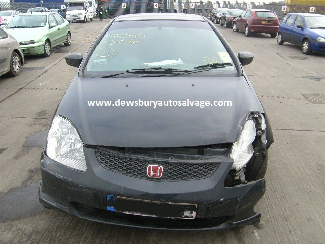 HONDA CIVIC TYPE R 2000 CC 6 SPEED MANUAL 3 DOOR HATCHBACK 2004 BREAKING SPARES NOT SALVAGE