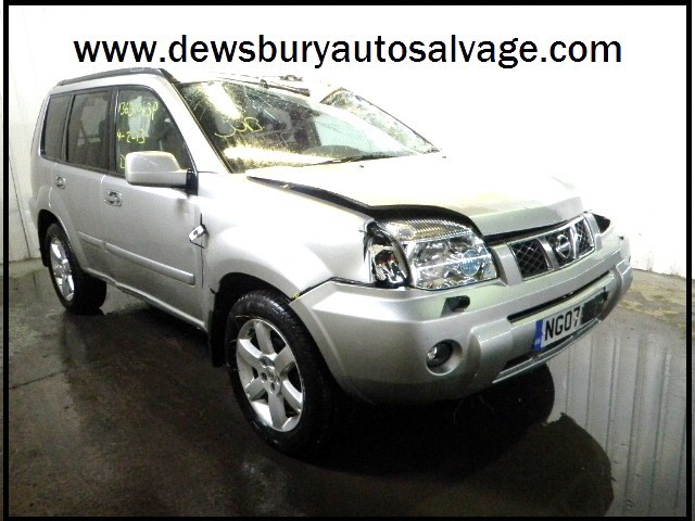 NISSAN X TRAIL X-TRAIL AVENTURA DCI 2200 5 DOOR ESTATE 2007 BREAKING SPARES NOT SALVAGE