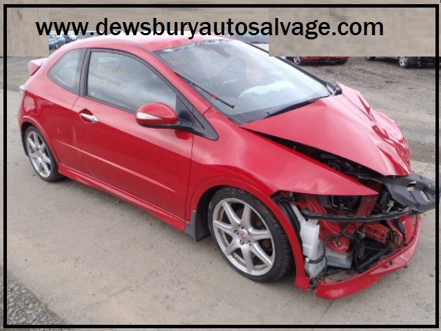 HONDA CIVIC TYPE R GT i-VT 2000 CC RED MANUAL PETROL 3 DOOR BREAKING SPARES NOT SALVAGE