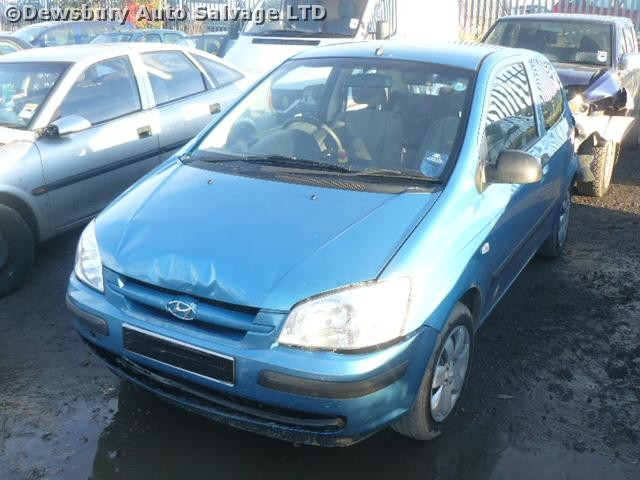 HYUNDAI GETZ  1100 2006 GREY Manual Petrol 5Door
