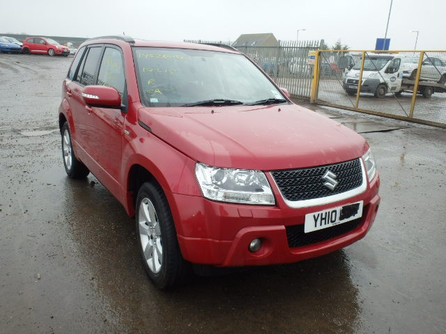 SUZUKI GRAND VITARA SZ5 1900 CC 5 SPEED MANUAL DIESEL ESTATE 2010 BREAKING SPARES NOT SALVAGE