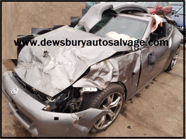 NISSAN 370 Z 370-Z 370Z 3700 CC GT V6 PETROL GREY BREAKING SPARES NOT SALVAGE 2 DOOR COUPE 2011