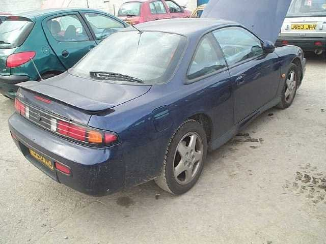 NISSAN 200SX  2000 1997 PURPLE Manual Petrol -