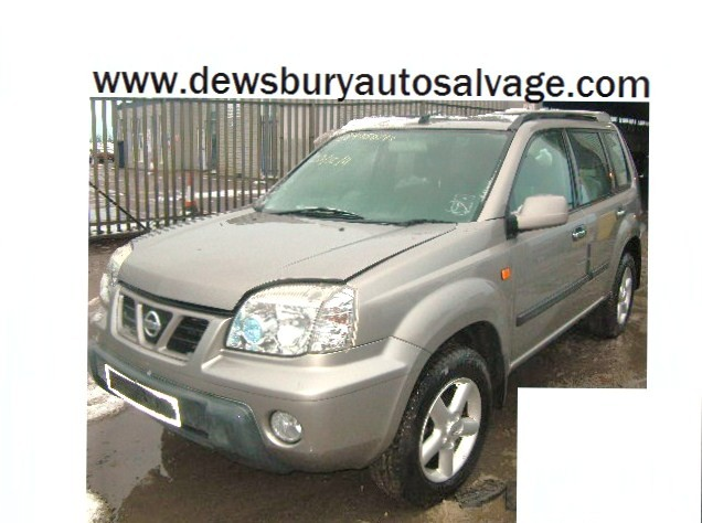 nissan x trail alloys wheel airbags engine breaking spares. Black Bedroom Furniture Sets. Home Design Ideas