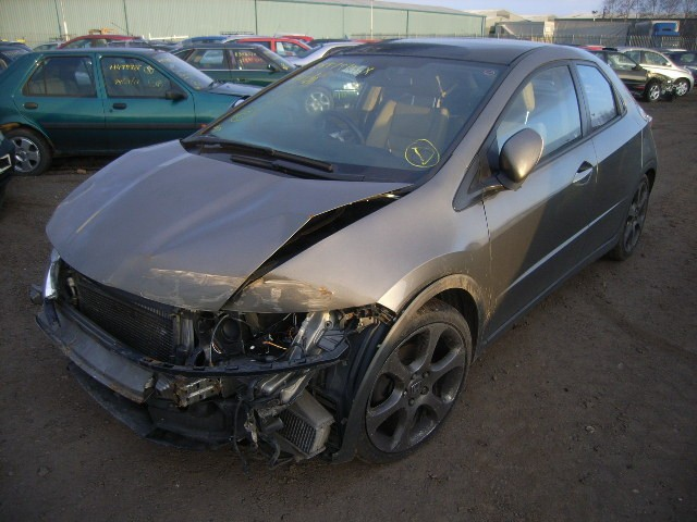 HONDA CIVIC 2200 CC 2006 GREY BREAKING SPARES NOT SALVAGE