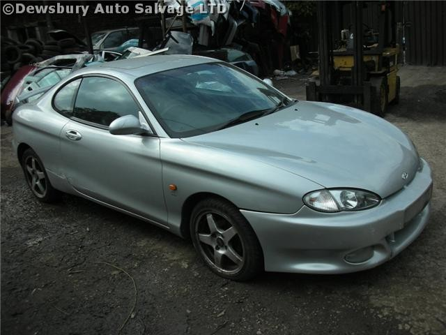 HYUNDAI COUPE  2000 1999 SILVER Manual Petrol 2Door
