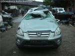 HONDA CRV 2000 CC 2006 BLUE PETROL Manual Petrol -