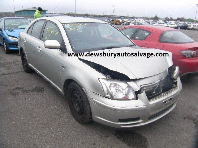 TOYOTA AVENSIS 2000 CC 5 SPEED MANUAL 5 DOOR HATCHBACK 2005 BREAKING SPARES NOT SALVAGE