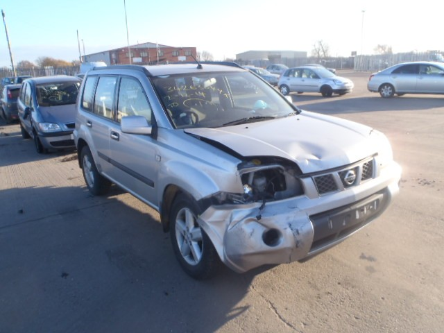 NISSAN XTRAIL X TRAIL X-TRAIL SE DCI 2200 CC DIESEL MANUAL 5 DOOR BREAKING SPARES NOT SALVAGE