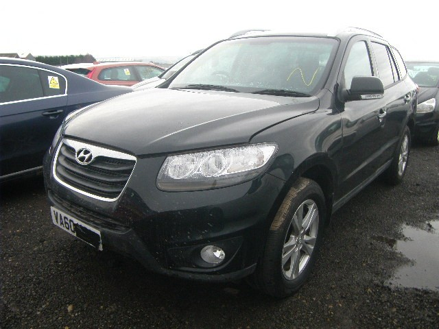 HYUNDAI SANTA FE PREMIUM CRD 2010 2200 CC 6 SPEED AUTOMATIC PETROL 5 DOOR ESTATE