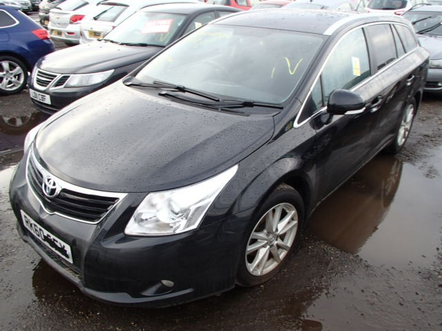TOYOTA AVENSIS TR D-4D 2000 CC 6 SPEED MANUAL BREAKING SPARES NOT SALVAGE 2010