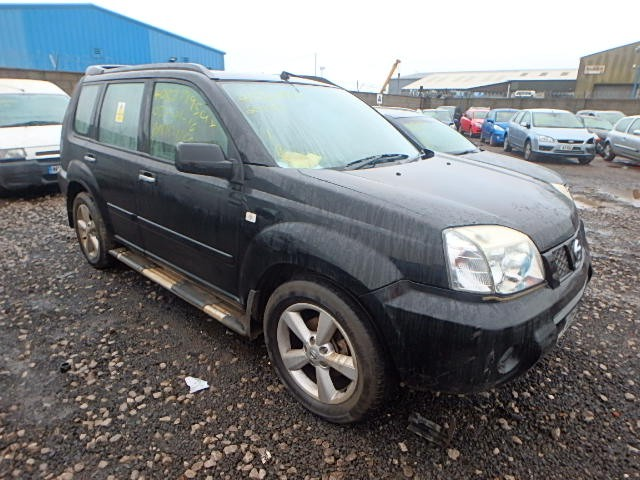 NISSAN XTRAIL X TRAIL X-TRAIL SPORTS DCI 2200 CC DIESEL MANUAL 5 DOOR BREAKING SPARES NOT SALVAGE 2004