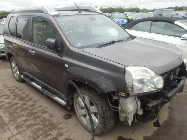 NISSAN XTRAIL X TRAIL X-TRAILT31 2000 CC DIESEL ESTATE 6 SPEED AUTOMATIC  BREAKING SPARES NOT SALVAGE 2008