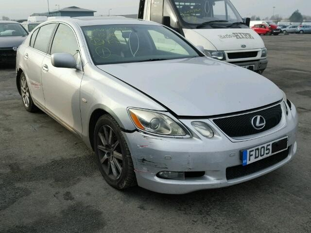LEXUS GS300 GS300 GS450 CC 6 SPEED AUTOMATIC PETROL 4 DOOR SALOON 2005 BREAKING SPARES NOT SALVAGE