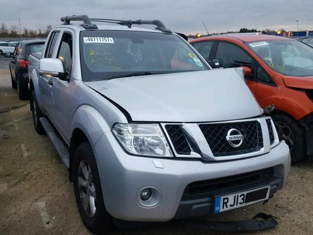 NISSAN NAVARA TEK 2500 CC AUTOMATIC DIESEL PICKUP BREAKING SPARES NOT SALVAGE 2013