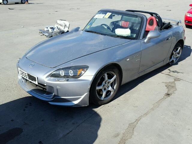 HONDA S2000 S 2000 CC 6 SPEED MANUAL SILVER BREAKING SPARES NOT SALVAGE 2006