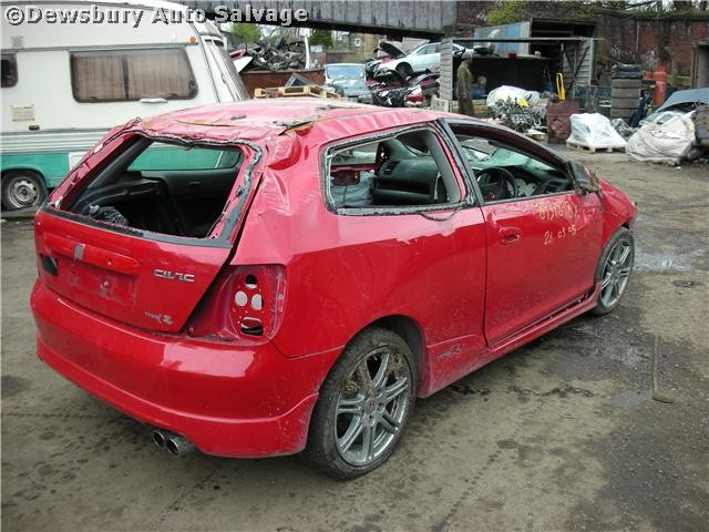 honda civic type r 2000 2005 red manual petrol 2door. Black Bedroom Furniture Sets. Home Design Ideas