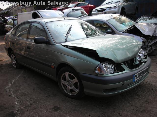 TOYOTA AVENSIS VVTI 1800 2002 BLUE Manual Petrol 5Door
