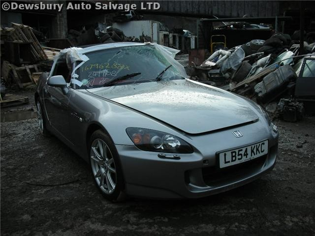 HONDA S2000 S2K 2000CC 2005 GREY Manual Petrol 2Door