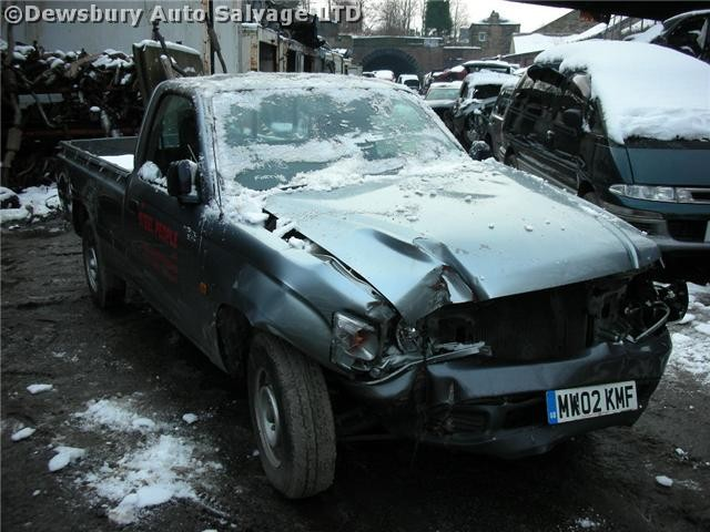 TOYOTA HILUX 4XCAB 2500 2005 - Manual Diesel -