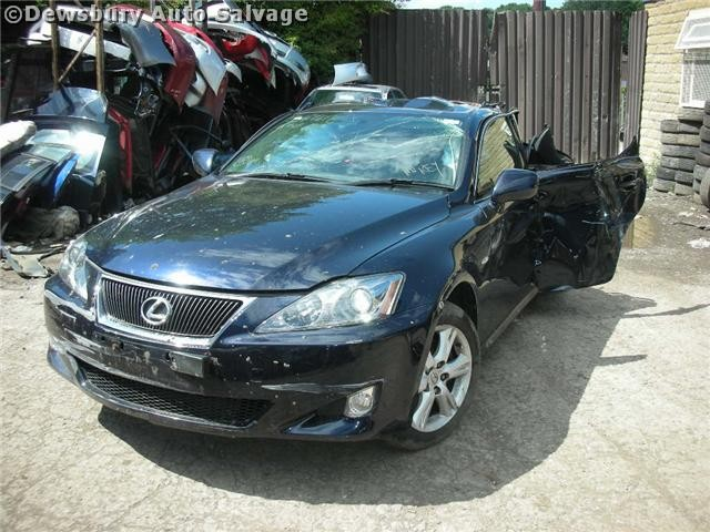 LEXUS IS220 2200 CC BLACK MANUAL DIESEL 4 DOOR 2008.