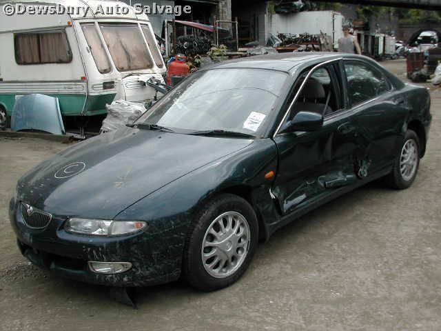 MAZDA XEDOS6 V6 2000 1997 MAROON Manual Petrol 4Door