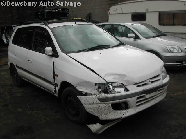 MITSUBISHI SPACESTAR  - 2001 SILVER Manual Petrol -