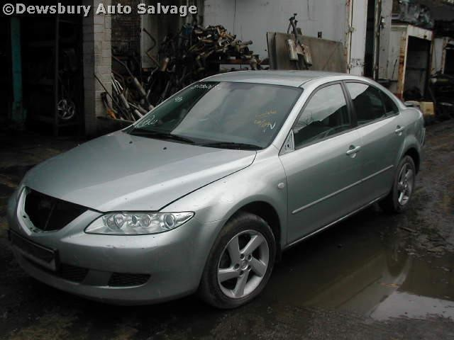 MAZDA 6 TS 2000 2002 GREY Manual Petrol 5Door