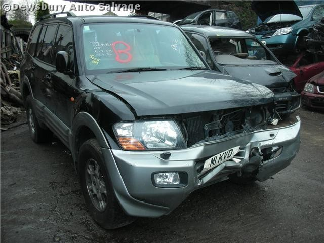 MITSUBISHI SHOGUN PININ 1800 2003 BLUE Manual Petrol -