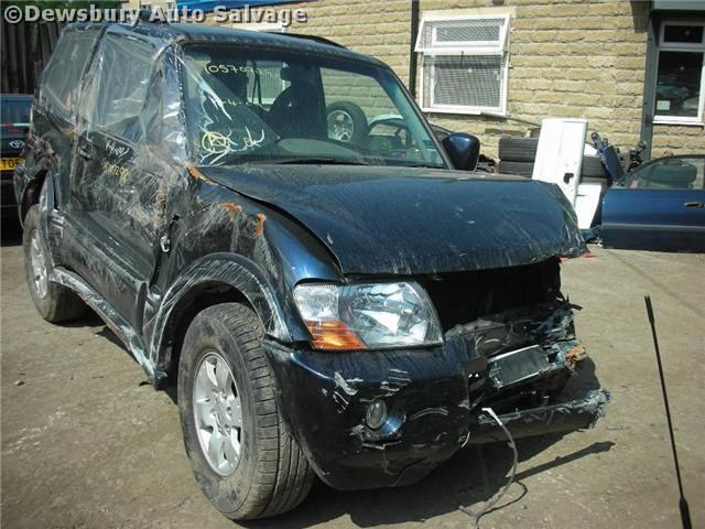MITSUBISHI SHOGUN  3200 2006 BLUE Automatic Turbo Diesel 5Door
