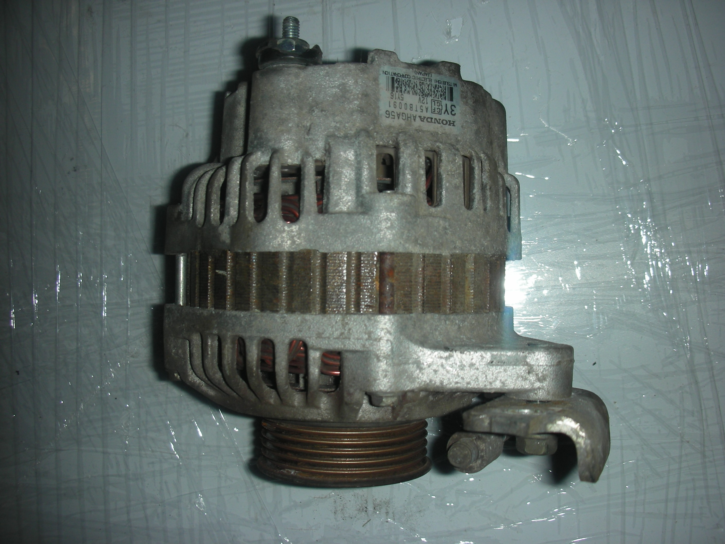 HONDA JAZZ1300 CC PETROL MANUAL ALTERNATOR 2001-2008