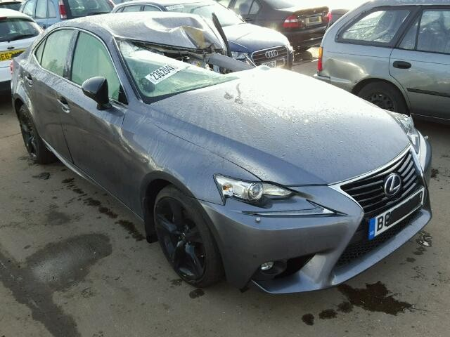 LEXUS IS300 H IS 300H SP AUTOMATIC PETROL GREY BREAKING SPARES NOT SALVAGE 4 DOOR SALOON 2017