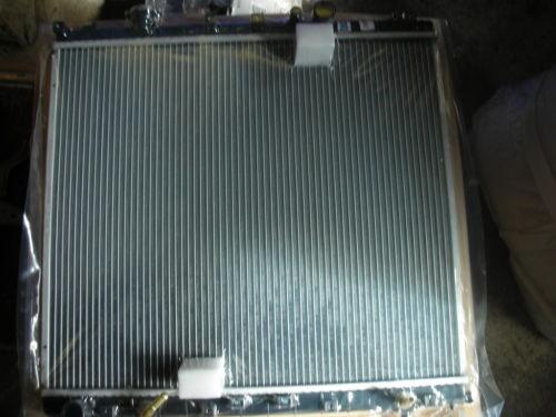 MAZDA BONGO 2500 CC TURBO DIESEL AUTOMATIC RADIATOR 1995-2003