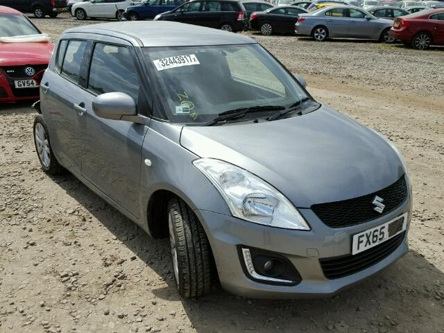 SUZUKI SWIFT SZ3 1200 CC GREY MANUAL 5 DOOR HATCHBACK 2015 BREAKING SPARES NOT SALVAGE