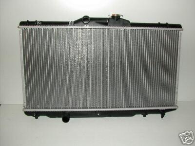 TOYOTA CAMRY 2200 CC MANUAL RADIATOR 1992-1998