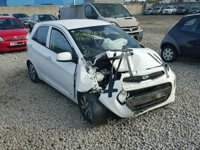 KIA PICANTO 1000 CC MANUAL PETROL 5 DOOR HATCHBACK BREAKING SPARES NOT SALVAGE 2016