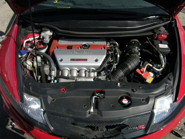 HONDA CIVIC TYPE R 2000CC 2009 ENGINE GEARBOX CONVERSION KIT