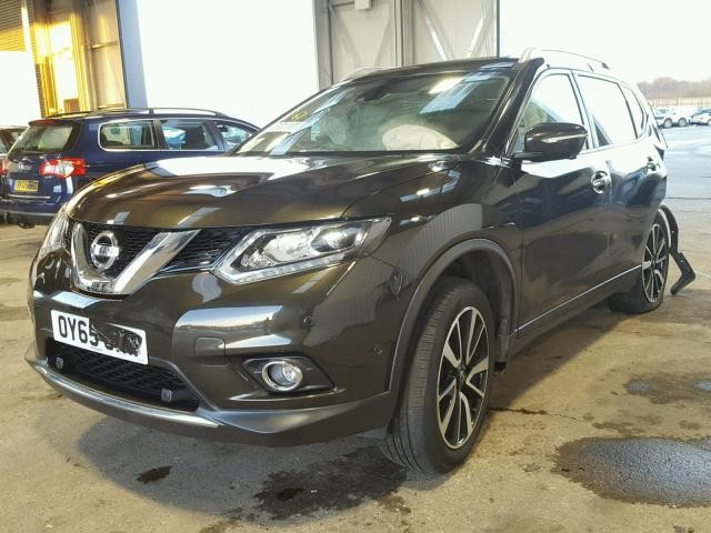 NISSAN XTRAIL X TRAIL X-TRAIL 1600 CC DIESEL ESTATE 6 SPEED MANUAL BREAKING SPARES NOT SALVAGE 2015