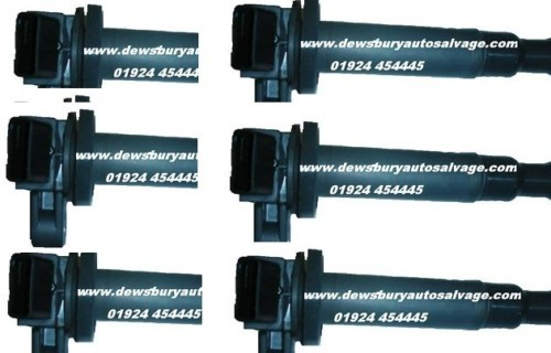 LEXUS IS200 IGNITION COILS PACK (SET OF 6)