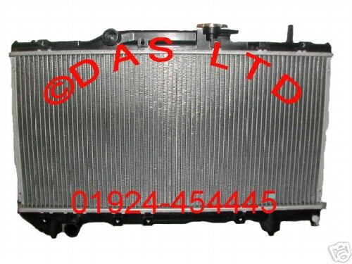 TOYOTA LANDCRUISER COLORADO 3000 CC TURBO DIESEL AUTOMATIC RADIATOR 1996-2000.
