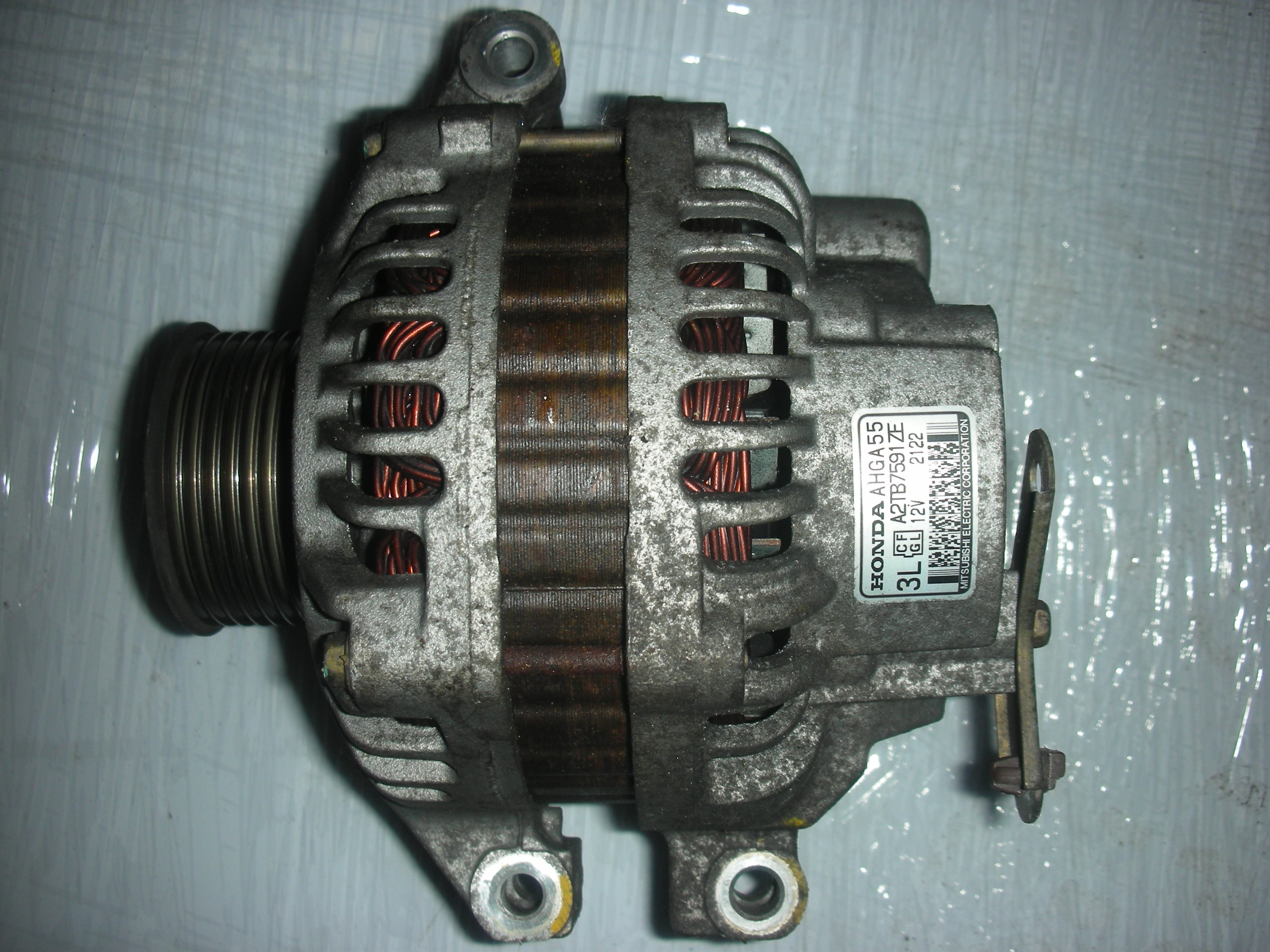 Honda Cr V 2000 Cc Petrol Alternator 2002 2006