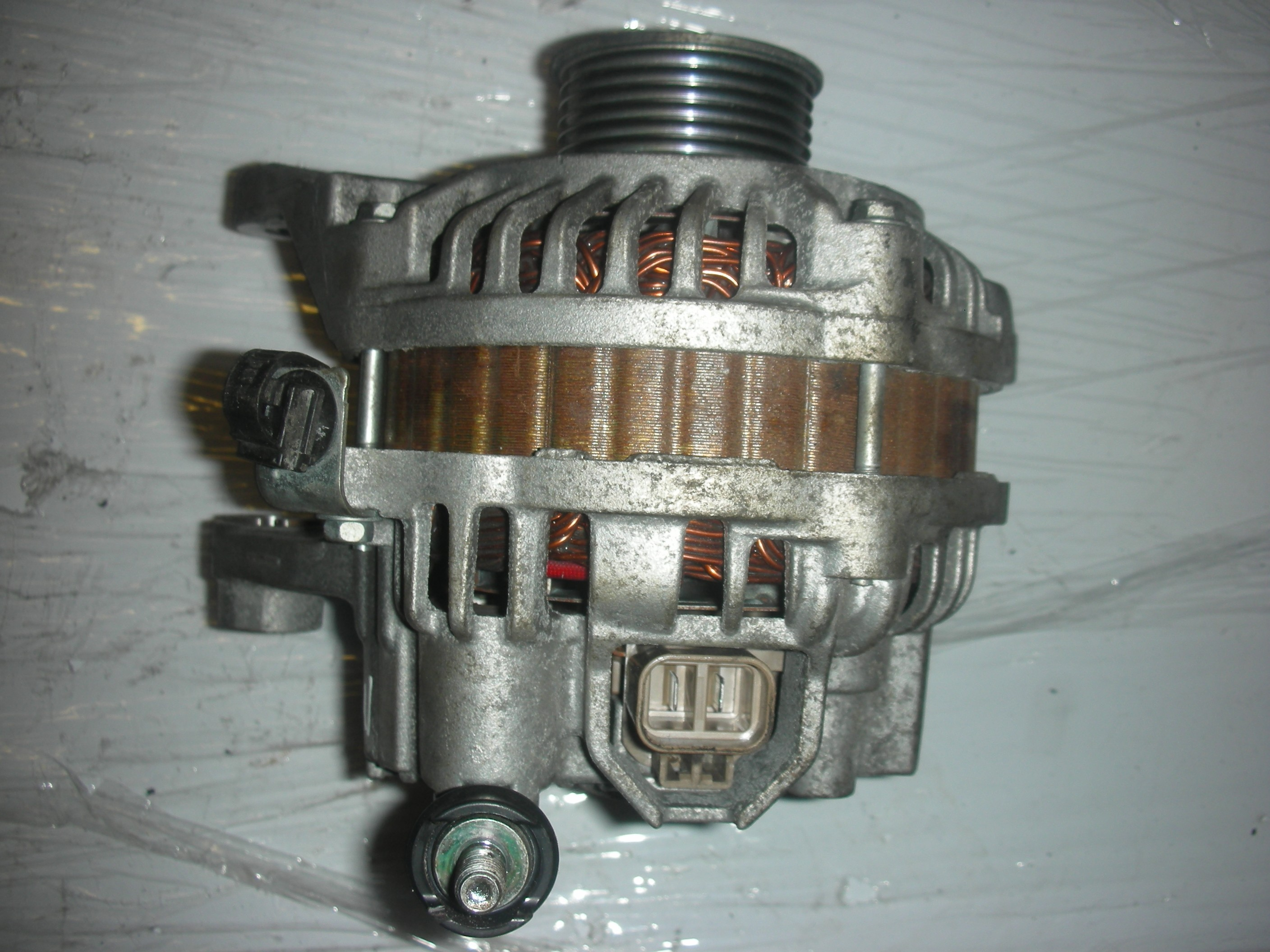 MAZDA 3 1600 CC PETROL ALTERNATOR 2004-2009.