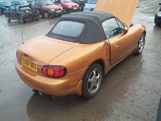 MAZDA MX-5  1800 1999 - Manual Petrol 2Door