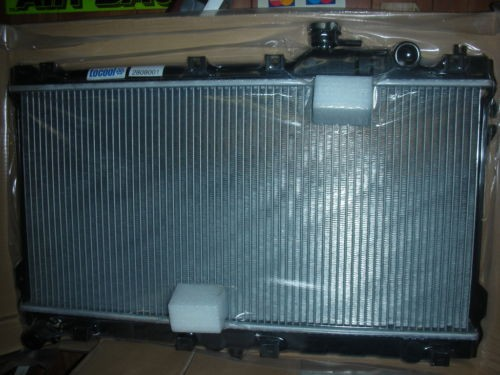 MAZDA MX-5 1600 CC MANUAL RADIATOR 1990-1998