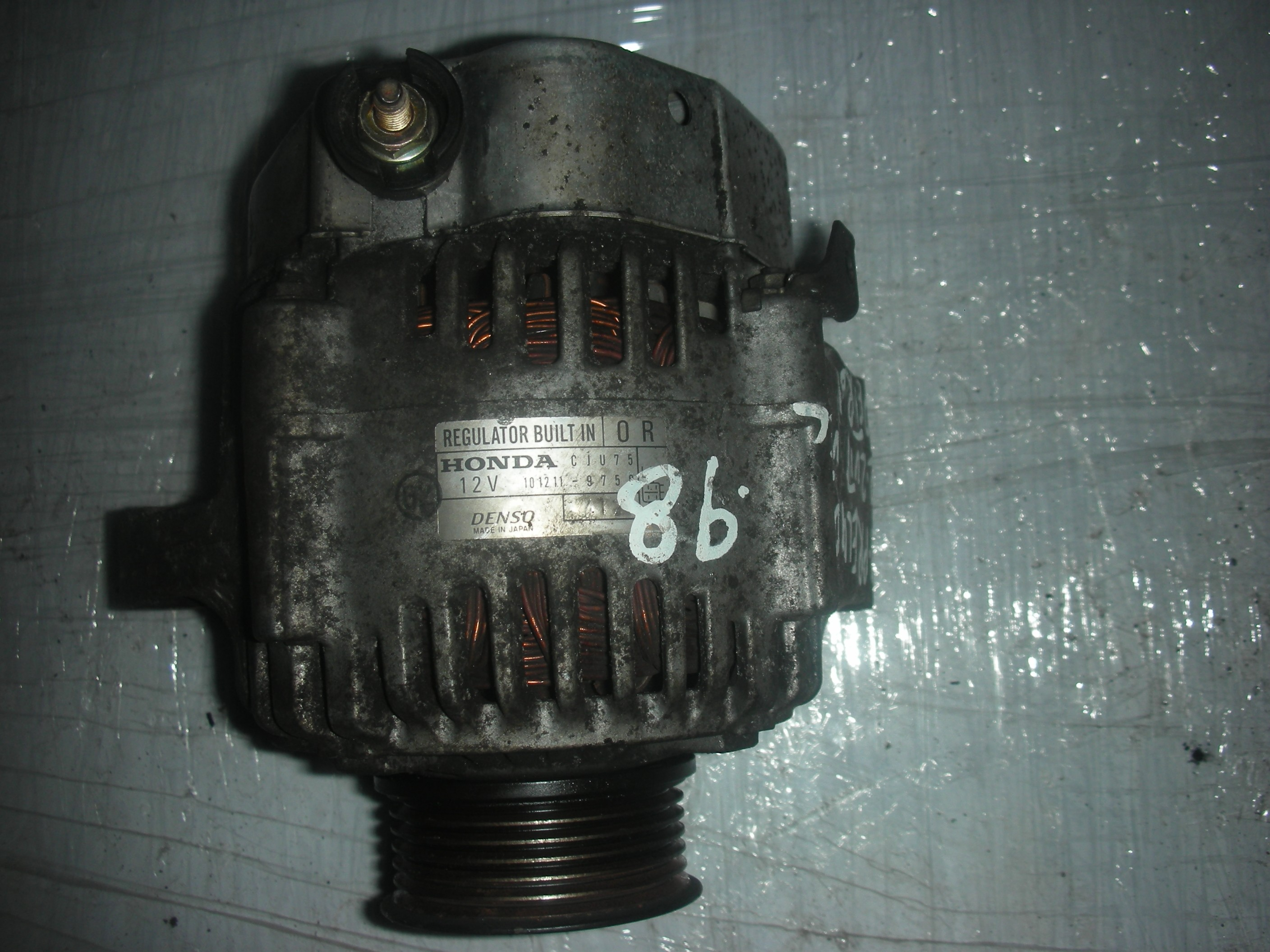 HONDA PRELUDE 2200 CC PETROL MANUAL ALTERNATOR 1997-1999.