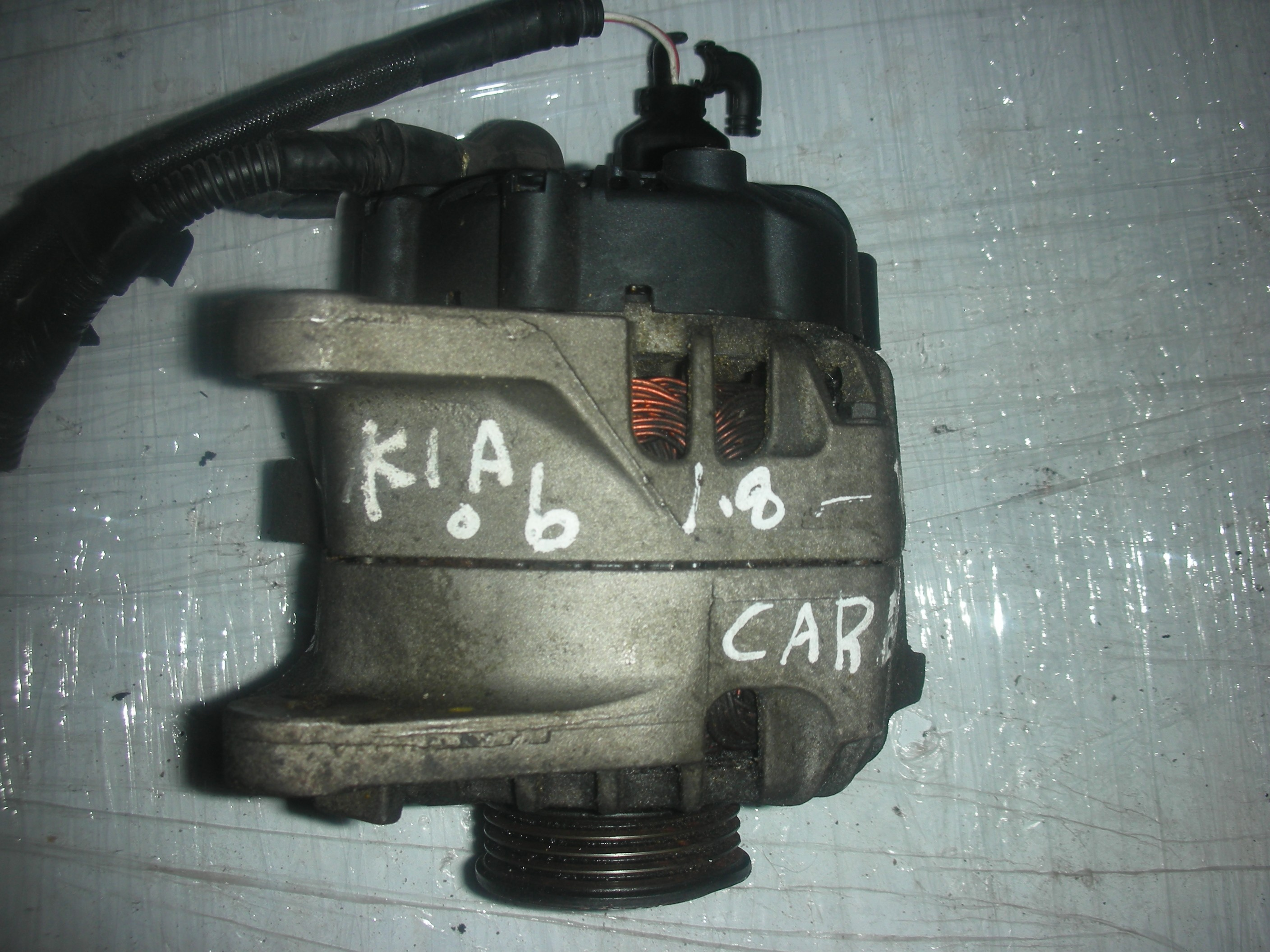 KIA CARENS 1800 CC PETROL MANUAL ALTERNATOR 2003-2006.