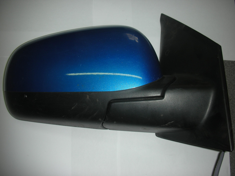 NISSAN NOTE DRIVER SIDE FRONT DOOR MIRROR 2006-2007.