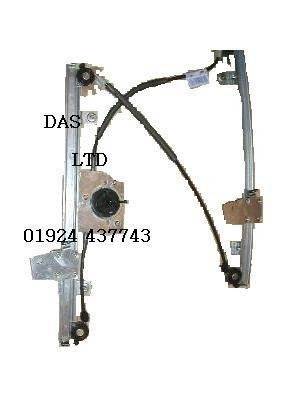 NISSAN PRIMERA DRIVER SIDE FRONT (O/S/F) WINDOW WINDER MECHANISM REGULATOR 2001-2008.